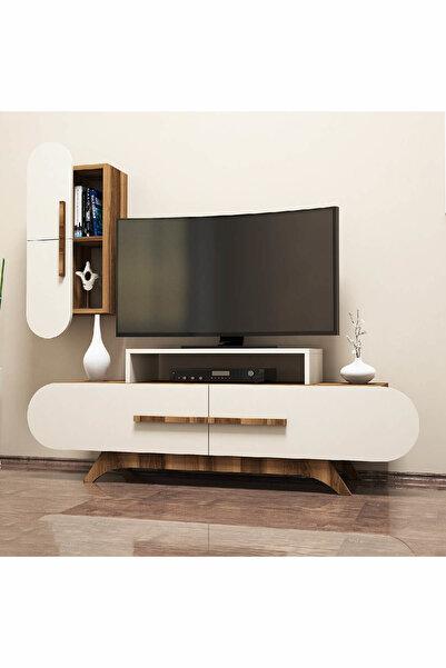 Variant Mobilya Rose Duvar Raflı Tv Ünitesi