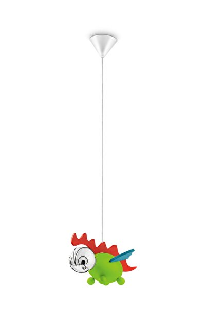Philips Mykidsroom- Drakey Çok Renkli Sarkıt