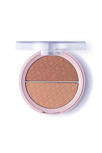 Flormar Allık - Pretty Blush 004 Sweet Bronze 8690604467167