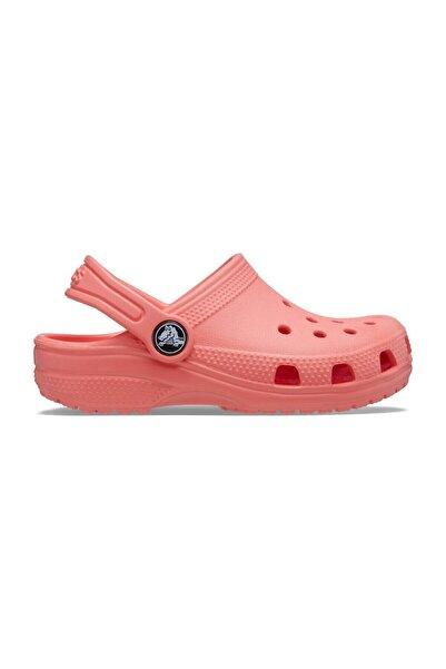 Crocs Kids Classic Clog K - Fresko Çocuk Turuncu Sandalet