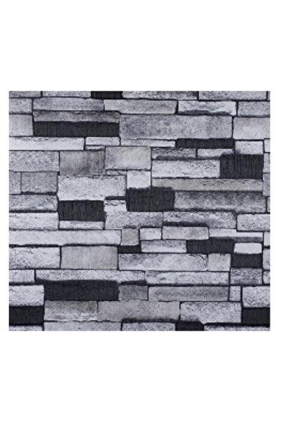 More 3D Taş Desen Duvar Kağıdı (5 M²)  2106