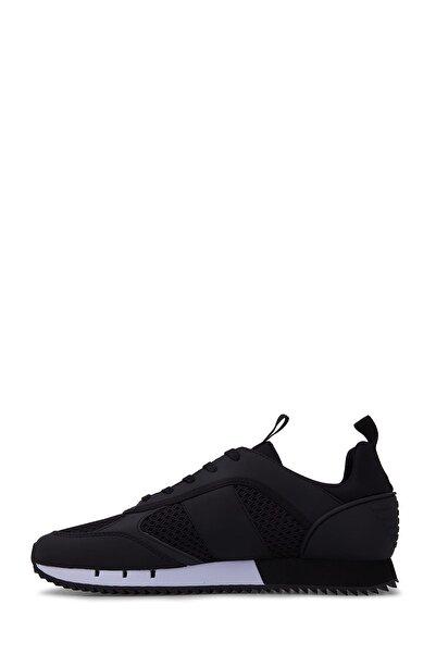 EA7 Erkek Siyah Sneaker X8X027 XK050 A120