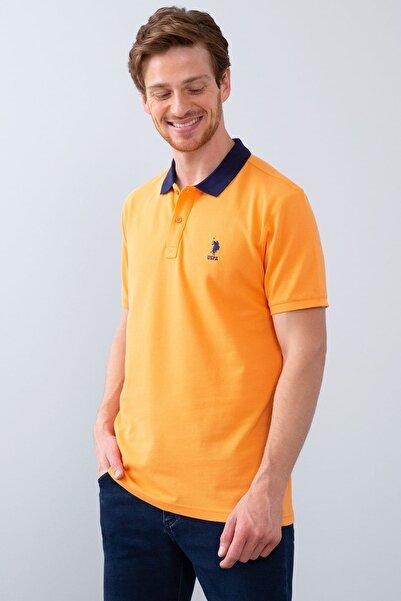 U.S. Polo Assn. Erkek Polo Yaka T-shirt G081SZ011.000.821238