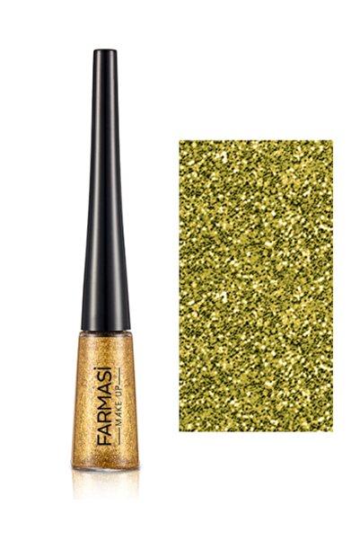 Farmasi Glitter Eyeliner - Glitzy Gold 02 4,5gr 8690131773359