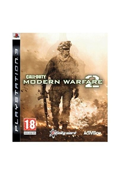 ACTIVISION Call Of Duty Modern Warfare 2 PS3 Oyun