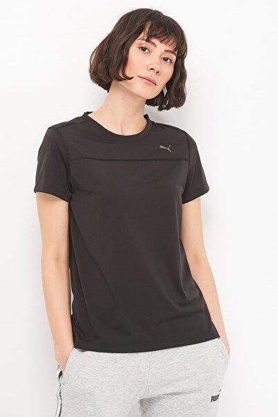 Puma S S TEE W Siyah Kadın T-Shirt 101119333