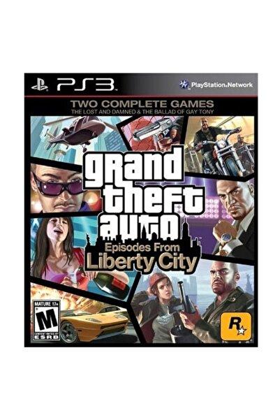 RockStar Games Gta 4 Liberty City Stories Ps3