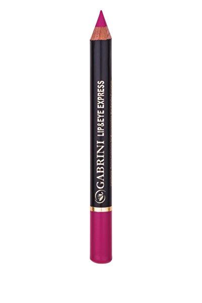 Gabrini Lip& Eye Pencil 106