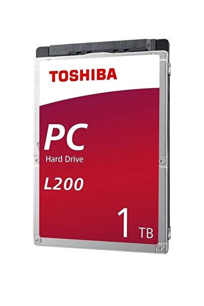 Toshiba 1TB 2.5inç L200 5400rpm SATA3 128MB Sabit Disk