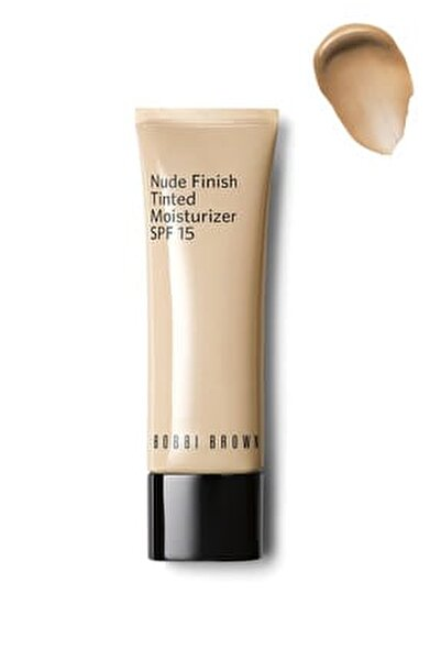 BB & CC Renkl Nemlendirici  - Nude Finish T. Moisturizer Medium To Dark Spf 15 50 ml 716170167565