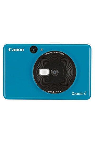 Canon Zoemini C Şipşak Fotoğraf Makinesi (Mavi)