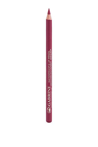 Gabrini Dudak ve Göz Kalemi - Lip&Eye Pencil 23 8696814015235