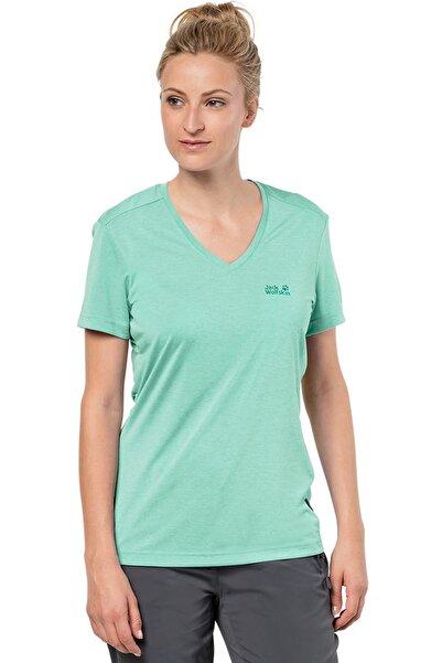 Jack Wolfskin Kadın Crosstrail T Women T-Shirt 1801692