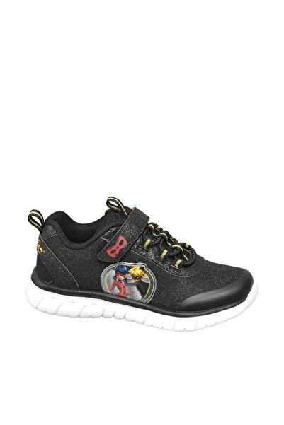 Miraculous Deichmann Çocuk Siyah Sneaker