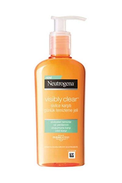 Neutrogena Visibly Clear Yağsız Temizleme Jeli 200 ml