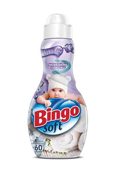 Bingo Soft Sensitive Konsantre Yumuşatıcı 1440 ml