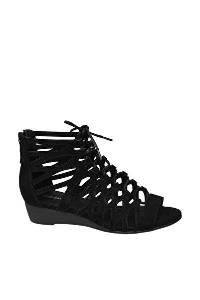 Graceland Deichmann Kadın Siyah Sandalet