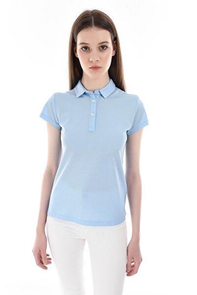 GIZA HOUSE Mavi Kadın T-Shirt