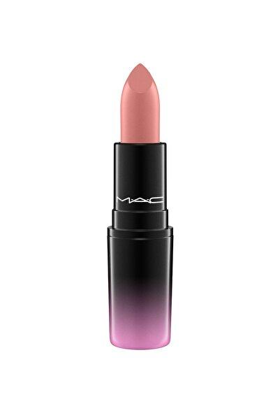 M.A.C Ruj - Love Me Lipstick Laissez-Faire 3 g 773602541454