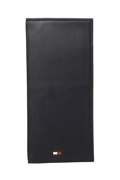 Tommy Hilfiger Erkek Cüzdan 31TL19X014-BLACK