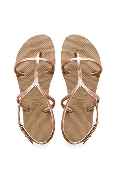 Havaianas Bakır Kadın Sandalet 4137506-3581
