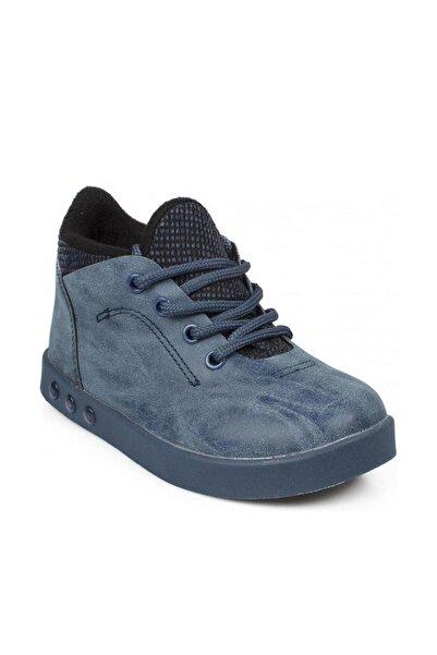 Vicco 313.P19K.105 PATIK IŞIKLI Lacivert Erkek Çocuk Sneaker Ayakkabı 100530372