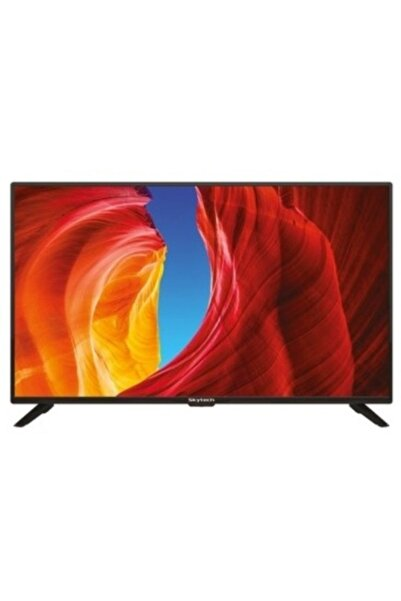 "Skytech SST-4350B 43"" 109 Ekran Uydu Alıcılı Full HD Smart LED TV"