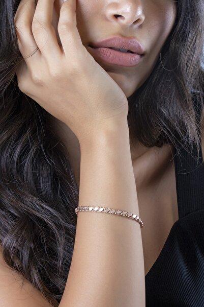 SUNSHINE 925 Ayar Gümüş Trend Bileklik