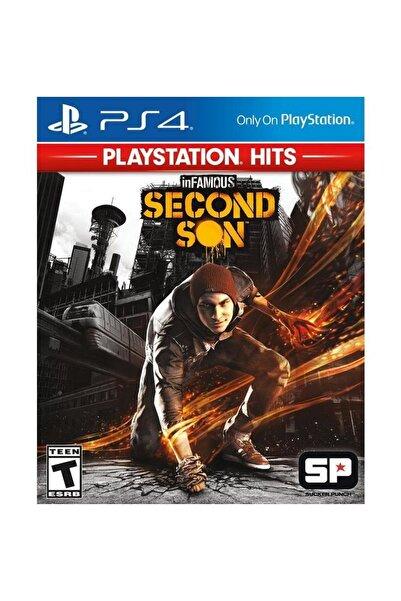 Sony Infamous Second Son - Türkçe Dublaj PS4 Hits Oyun