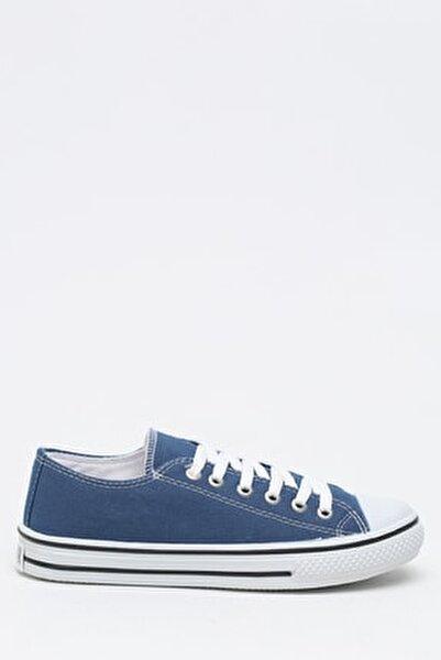 Lacivert Krem Kadın Ayakkabı M9999-19-100165R