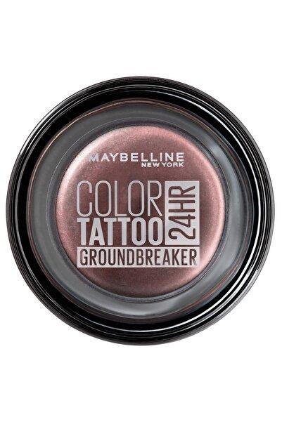 Maybelline New York Krem Göz Farı - Color Tattoo 24HR 230 Groundbreaker 3600531581541