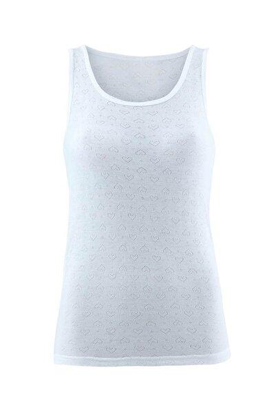 Blackspade Kadın Beyaz Termal 1. Seviye Atlet