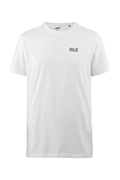 Jack Wolfskin Essential Tee Erkek T-Shirt - 1805781-5018
