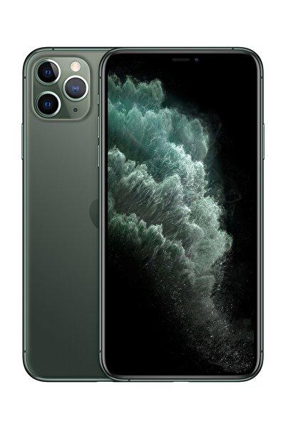 Apple iPhone 11 Pro Max 64GB Gece Yeşili Cep Telefonu (Apple Türkiye Garantili) Aksesuarlı Kutu