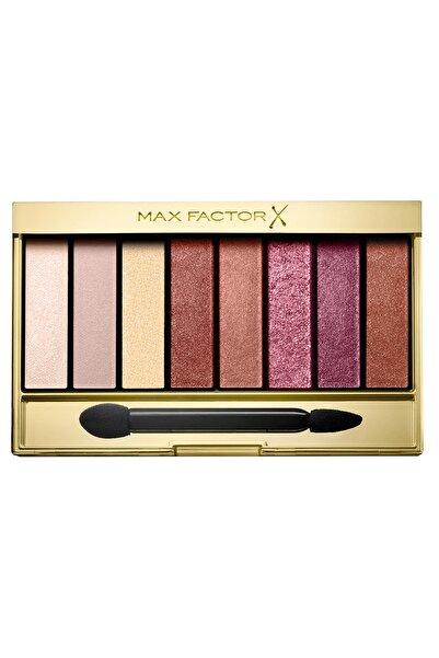 Max Factor Far Paleti - Masterpiece Nude Palette Earthy 3614226767899