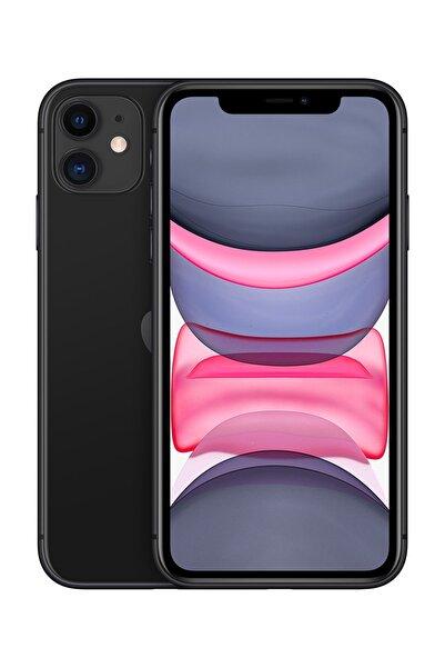 Apple iPhone 11 64GB Siyah Cep Telefonu (Apple Türkiye Garantili) Aksesuarlı Kutu