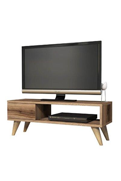 Haus Modüler Hayal Tv Sehpası Ceviz-Beyaz