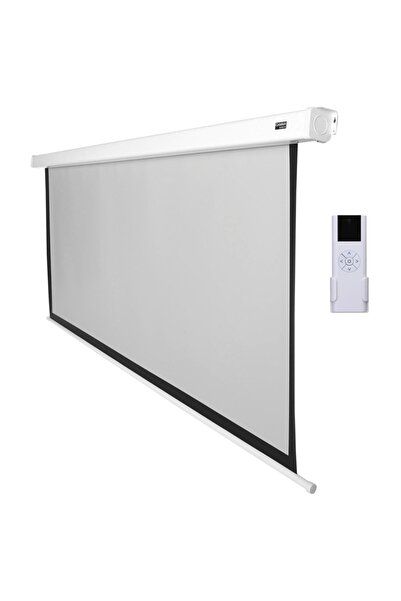 Gamma Screens Motorlu Projeksiyon Perdesi 180x180