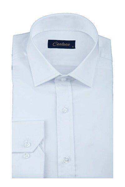 Centone Comfort Fit Uzun Kol Gömlek 19-0216