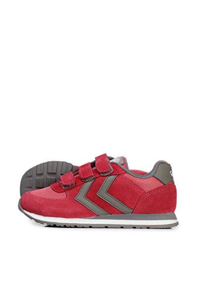 HUMMEL EIGHTYONE JR Bordo Unisex Çocuk Sneaker Ayakkabı 100352360