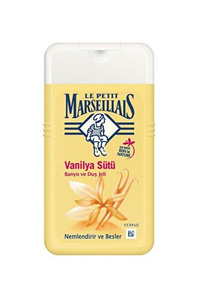 Le Petit Marseillais Vanilya Sütü İçerikli Kremsi Banyo Ve Duş Jeli 250 ml