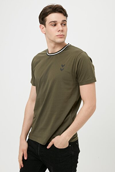 HUMMEL Erkek T-Shirt - Hmlaudomaro  T-Shirt S/S Tee