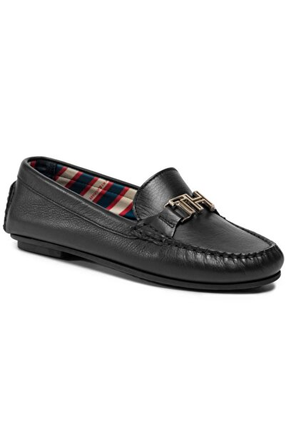 Tommy Hilfiger Th Hardware Moccassin