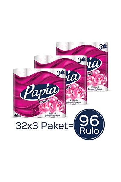 Papia Parfümlü Tuvalet Kağıdı 96 Rulo