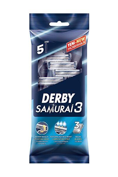 Derby Samurai 3 5'Li Poşet