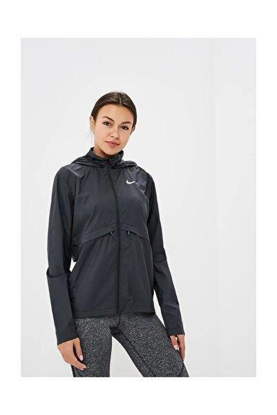 Nike Essential Kapüşonlu Kadın Koşu Ceketi