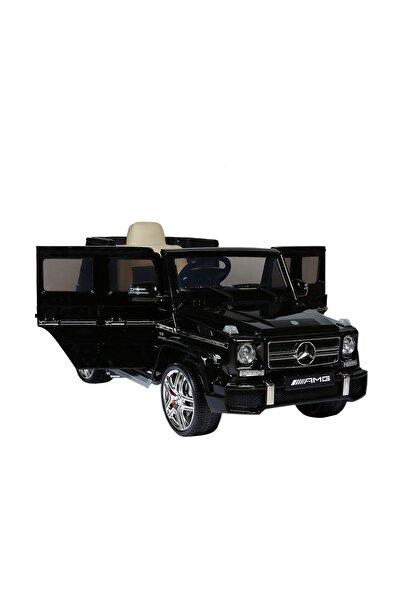 Baby&Toys Mercedes Benz G63 Jip Siyah