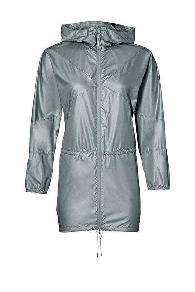 Asics Kadın Gri Ceket