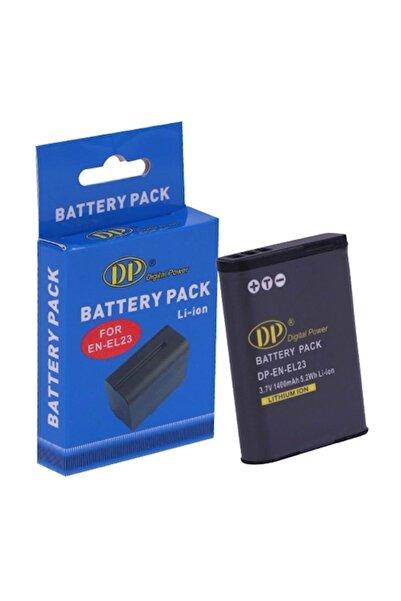 NİKON Batarya Pil Coolpix P600 P610 S810c P900 En-el23
