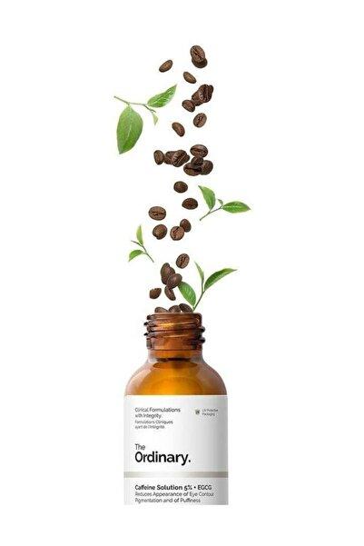 The Ordinary Caffeine Solution 5% + Egcg 30 ml